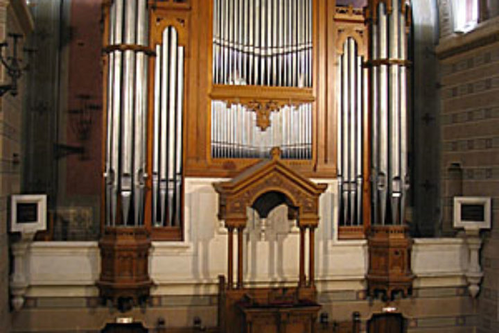 Orgue Grand Temple Lyon