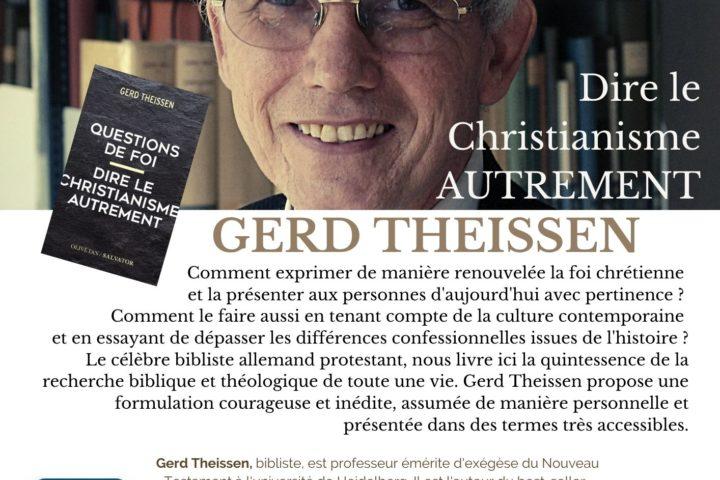 Conférence Gerd Theissen
